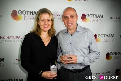 stephane maisonneuve in Gotham Beauty Launch Party