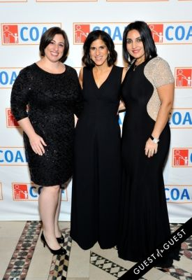 lara sahakian in COAF 12th Annual Holiday Gala