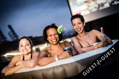 erin seranno in Crowdtilt Presents Hot Tub Cinema