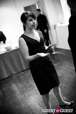 stephanie cozzi in Junior Society of Ballet Hispanico Champagne Reception