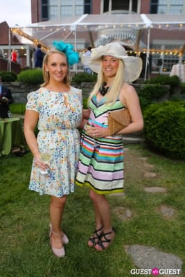 stephanie fischer in Woodrow Wilson House 25th Perennial Garden Party