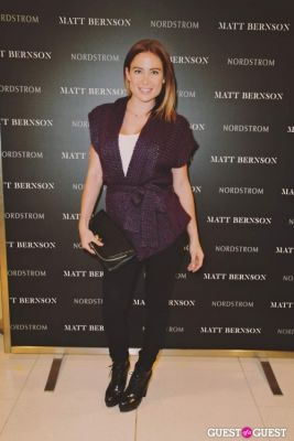 duck in The Launch of the Matt Bernson 2014 Spring Collection at Nordstrom at The Grove