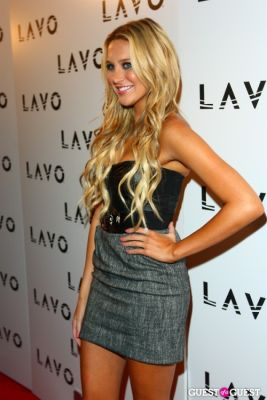 stephanie pratt in Grand Opening of Lavo NYC