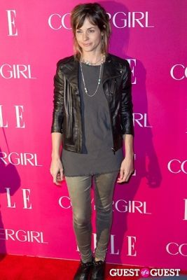 stephanie szostak in ELLE Women In Music Issue Celebration