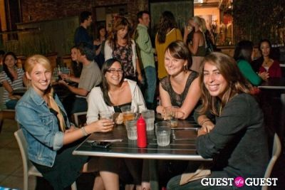 jennie lee in Guest of a Guest L.A. Screens Clueless at Umami Burger