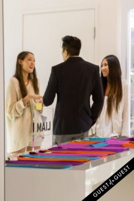 stephanie wong in WILLIAM Sample Sale at Brigade LA