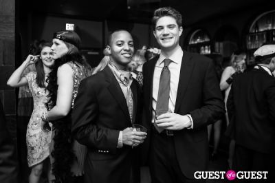 stephen gregg in Great Gatsby Gala @ The Huxley
