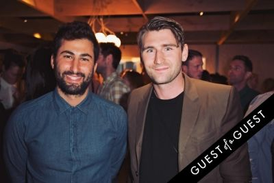 stephen kenn in Bonobos Guideshop LA Opening