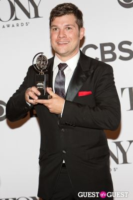 stephen oremus in Tony Awards 2013
