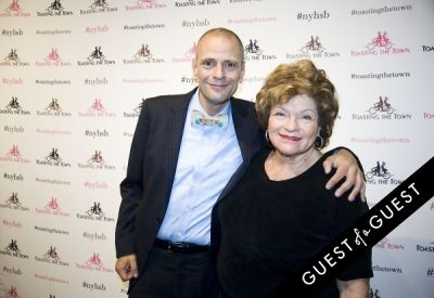 stephen ritz-and-mom in Toasting the Town Presents the First Annual New York Heritage Salon & Bounty