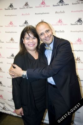 stephen ritz-and-wife in Toasting the Town Presents the First Annual New York Heritage Salon & Bounty