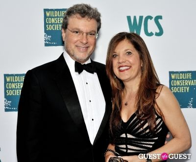 dr. amy-attas in Wildlife Conservation Society Gala 2013