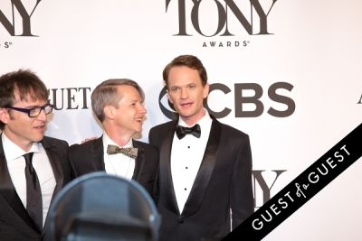 stephen trask in The Tony Awards 2014