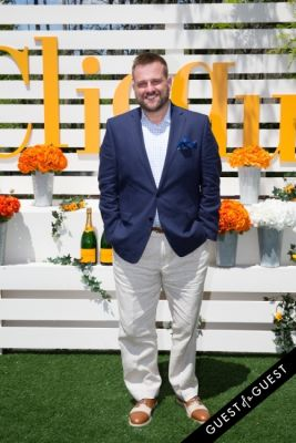 stephen wallem in Veuve Clicquot Polo Classic 2014