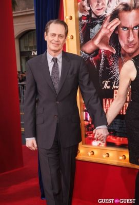steve buscemi in World Premiere of The Incredible Burt Wonderstone
