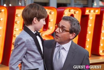steve carell in World Premiere of The Incredible Burt Wonderstone