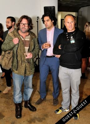steve garbarion in Bonobos Spring 2015 Collection Presentation