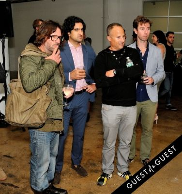 tripp swanhaus in Bonobos Spring 2015 Collection Presentation