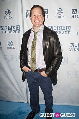 steve guttenberg in 2011 Wired Store Opening Night Launch Party