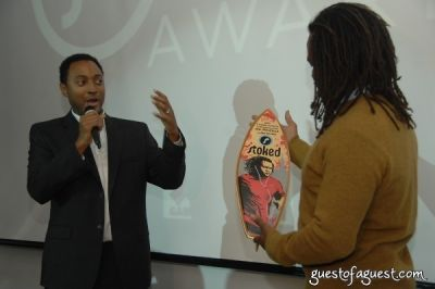 steve larosiliere in Stoked Awards 2009