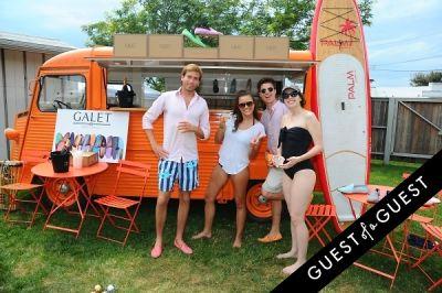steve newberson in Summer Set Saturdays At Montauk Beach House Featuring