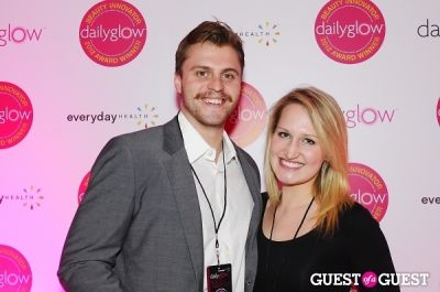 caitlyn rowberry in Daily Glow presents Beauty Night Out: Celebrating the Beauty Innovators of 2012