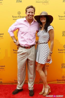 steven in Veuve Clicquot Polo Classic at New York