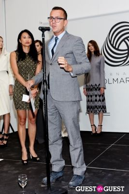 steven kolb in International Woolmark Prize Awards 2013
