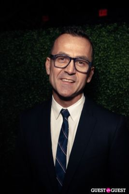 steven kolb in CFDA + W Mag Screening of Women on the Verge