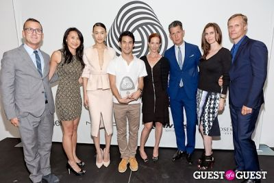 malcolm carfrae in International Woolmark Prize Awards 2013