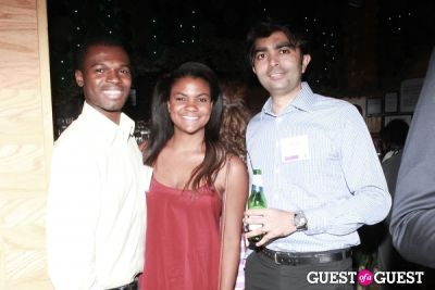 steven sunmonu in College Summit's adMISSION: College Cocktail Party