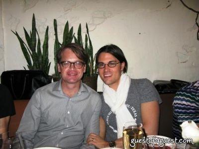 stuart macdonald in Nick Dietz's Birthday Brunch
