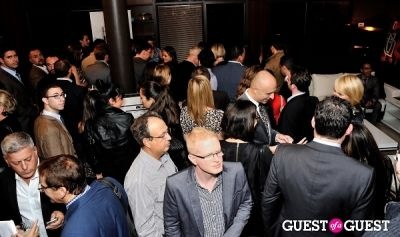 stuart sussman in Luxury Listings NYC launch party at Tui Lifestyle Showroom
