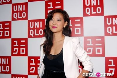 suchin pak in UNIQLO Global Flagship Opening