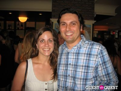 george lambrinakos in Serafina Philadelphia Grand Opening Party