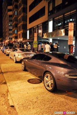sunir ghosal in Aston Martin At Shadow Room