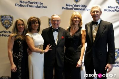 dale hammerdinger in NYC Police Foundation 2014 Gala