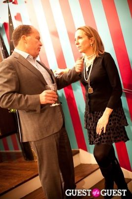 susan cohn-rockefeller in Launch of ROCKNROLA jewelry
