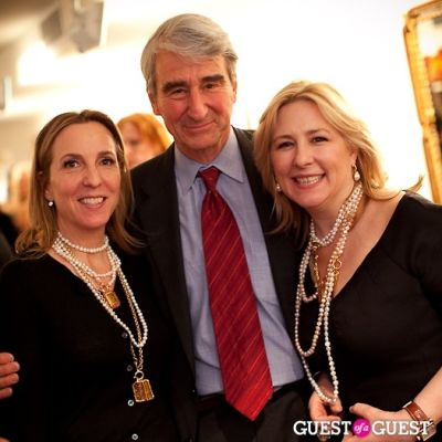 sam waterston in Launch of ROCKNROLA jewelry