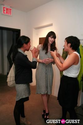 christine yoon in Designers Emerge POP-UP Store