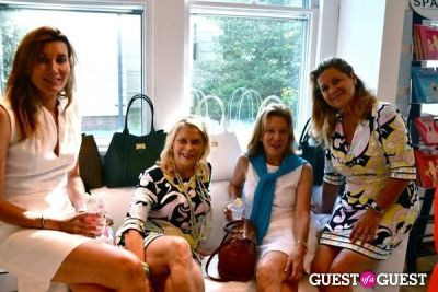 denise lafrak in Same Sky Trunk Show and Cocktail Party