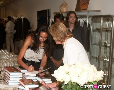 susan fales-hill in 'One Flight Up' Book Signing