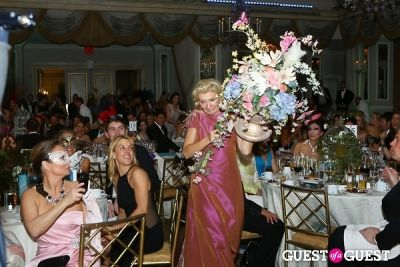 susan krysiewicz in Save Venice Enchanted Garden Ball
