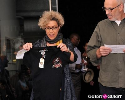 susan margolin in Ed Hardy:Tattoo The World documentary release party