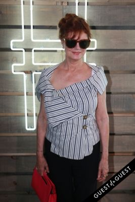 susan sarandon in Coach Presents 2014 Summer Party on the High Line