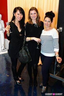 susan wong in V&M and Selima Salaun Present