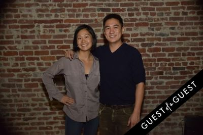 susan and-matt-xing in Bluesmart Opening Launch Party