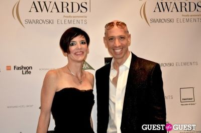 robert verdi in WGSN Global Fashion Awards.
