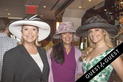 consuelo -vanderbilt-costin in Socialite Michelle-Marie Heinemann hosts 6th annual Bellini and Bloody Mary Hat Party sponsored by Old Fashioned Mom Magazine