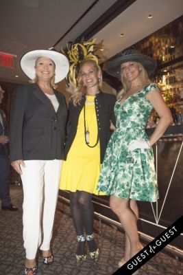 suzan kremer in Socialite Michelle-Marie Heinemann hosts 6th annual Bellini and Bloody Mary Hat Party sponsored by Old Fashioned Mom Magazine